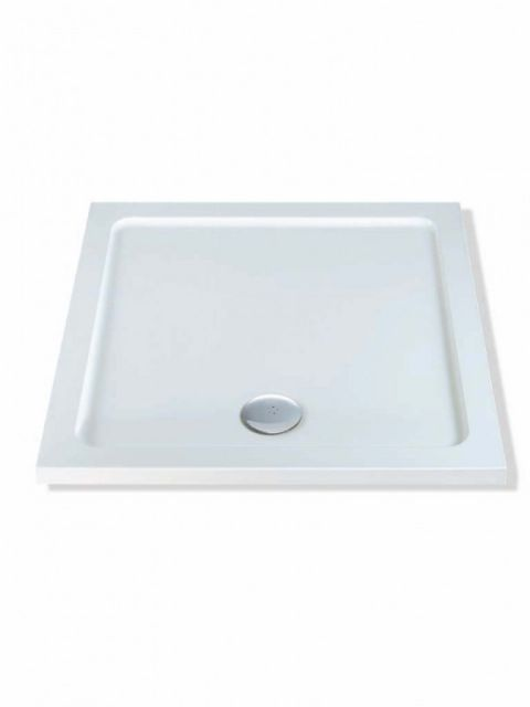 Mx Elements 800mm x 800mm Square Low Profile Tray SBU